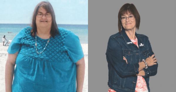 Έχασε 110 κιλά ΧΩΡΙΣ δίαιτα