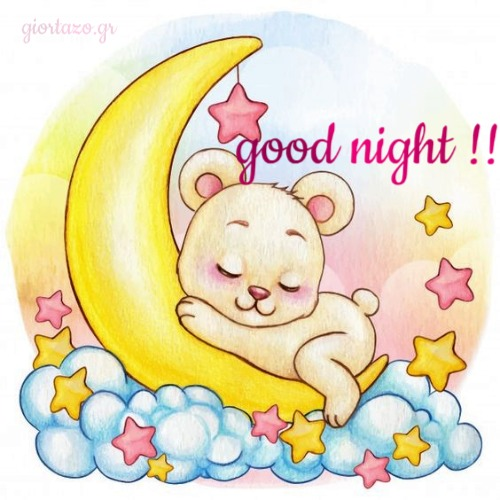 Good Night Cute And Beautiful Pictures