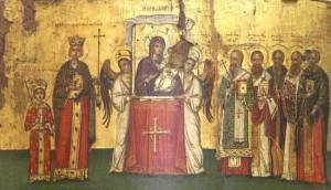 Η Κυριακή της Ορθοδοξίας και η εικόνα της Ορθοδοξίας