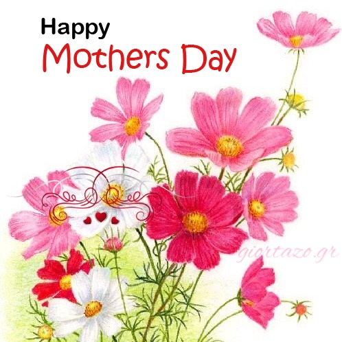 Happy Mother's Day Simple And Animated Pictures