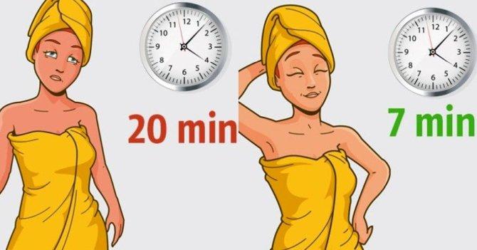 5 λάθη που σχεδόν όλοι κάνουμε στο μπάνιο με αποτέλεσμα να βλάπτουμε την υγεία του δέρματός μας