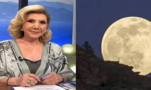 Υπερπανσέληνος 26 Μαΐου και ολική έκλειψη Σελήνης: Η Λίτσα Πατέρα εξηγεί ποια ζώδια θα επηρεαστούν και γιατί