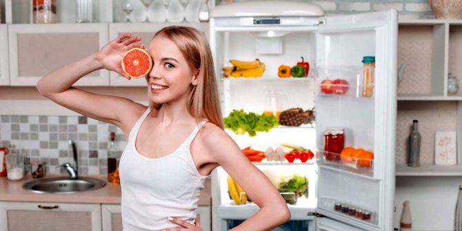 Γυναίκα: Διατροφή για Υγεία