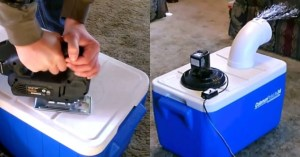 Φορητό air condition: Φτιάξτε το δικό σας κλιματιστικό, εύκολα και οικονομικά με 4 υλικά που έχετε στο σπίτι