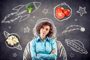 Δίαιτα του Αστροναύτη για Χάσιμο Βάρους και Αντιμετώπιση Στομαχικών Προβλημάτων