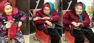 Read more about the article Όμορφο Βίντεο: 84χρονη γελάει όταν παίρνει γλυκό από την 107 χρονών μητέρα της
