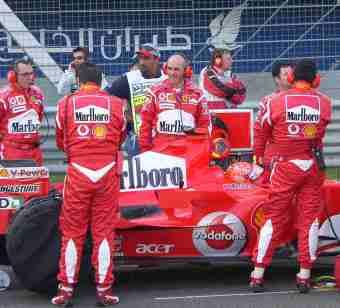 Marlboro-Ferrari
