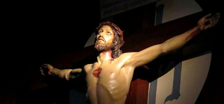 MERCOLEDI SANTO: sei stato condotto alla croce