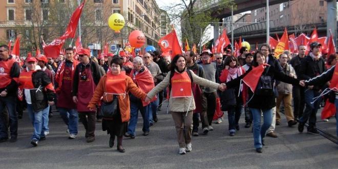 Roma può tornare a manifestare