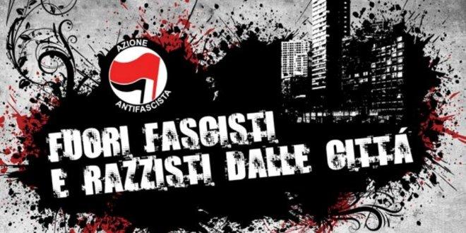 """GC: """"Solidali con i compagni e gli antifascisti napoletani!"""""""