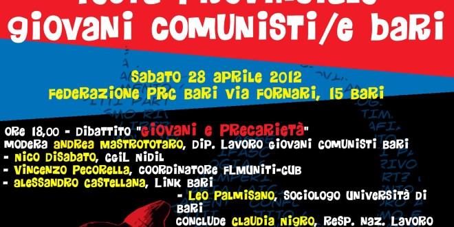 festa provinciale 2012
