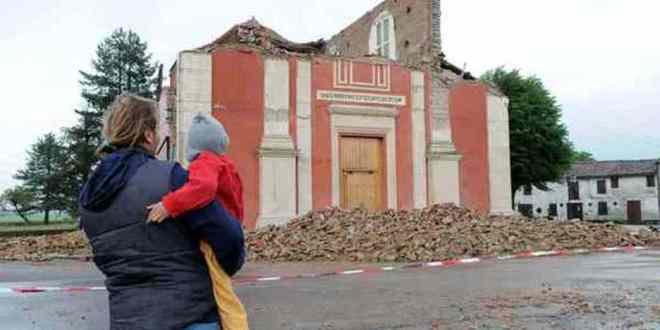 """GC Perugia: """"Continua la solidarietà attiva a Cavezzo"""""""