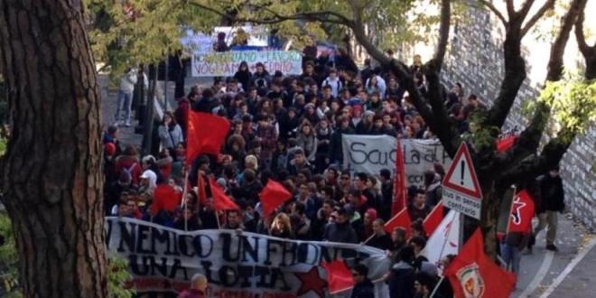 """GC Perugia :: """"Studenti e lavoratori per contrastare l'austerità imposta dal Governo Monti."""