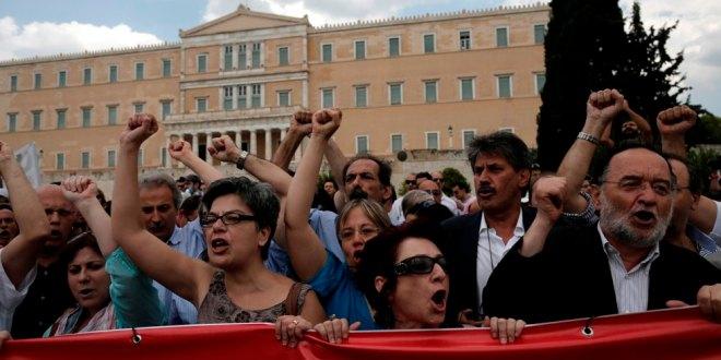 """SYRIZA: """"COORDINIAMO LE RESISTENZE DI TUTTI I PAESI EUROPEI"""""""