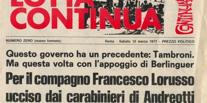 """LINO ALDROVANDI: """"FEDERICO E' FIGLIO DI FRANCESCO"""""""