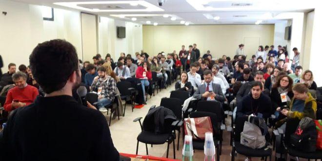 V Conferenza nazionale Giovani Comuniste/i :: le foto