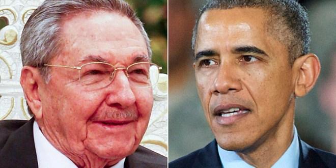 """Raul Castro: """"Cuba e Usa possono essere più vicini"""""""