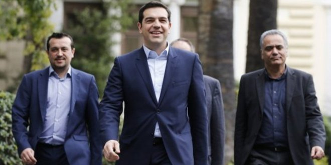 Tsipras, l'azzardo di un programma radicale