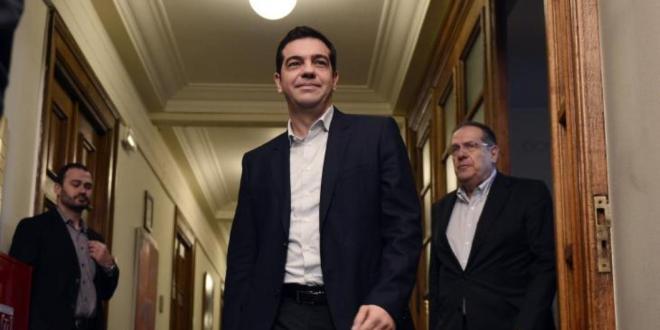 Tsipras: «Con la troika non trattiamo»