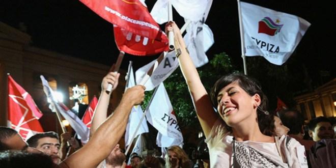 I GC di Napoli incontrano la gioventù di Syriza