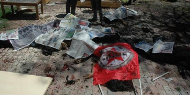 L'attentato a Suruç, l'attacco alla solidarietà