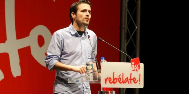Alberto Garzon sulle elezioni in Grecia
