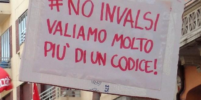 Con gli studenti sospesi! Bologna è #NoInvalsi