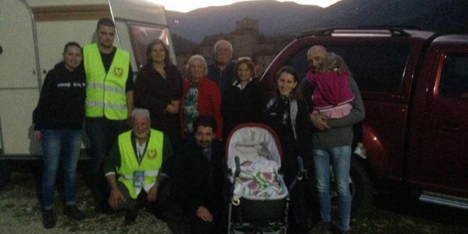 A tre mesi dal terremoto: il lavoro di Rifondazione al fianco delle Brigate di solidarietà attiva