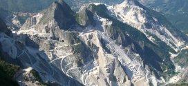 L'oro bianco delle Alpi Apuane