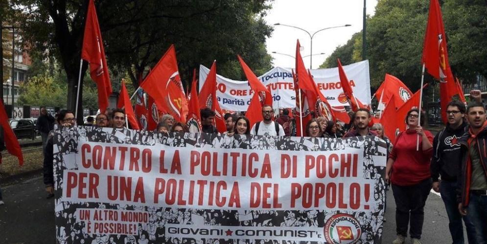 Sinistra antiliberista, lavori in corso:vietato fermarsi!