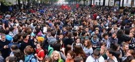 SALVINI E L' IPOCRISIA : PEGGIO DUE MANICHINI IN PIAZZA O SEMINARE ODIO E RAZZISMO CON  49MILIONI DI EURO RUBATI? SI VERGOGNI