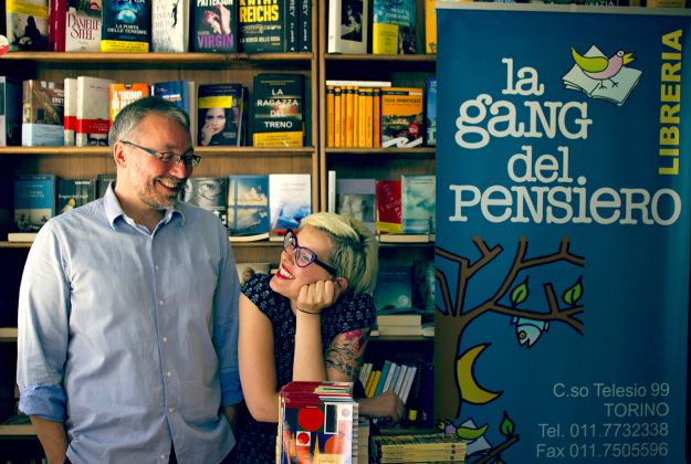 La Gang del Pensiero Libreria – Torino
