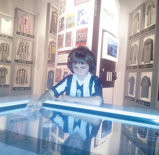 Juventus Museum – Torino