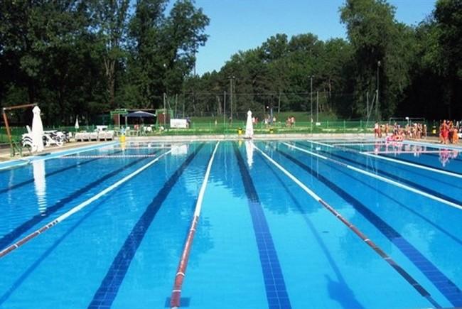 Piscina Pellerina piscina bambini a Torino