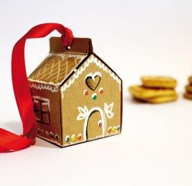 Idee creative di Natale con materiale riciclato