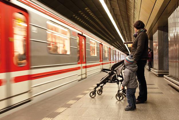 Mobilità. Da zero a tre anni