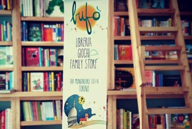Bufò Libreria – Torino