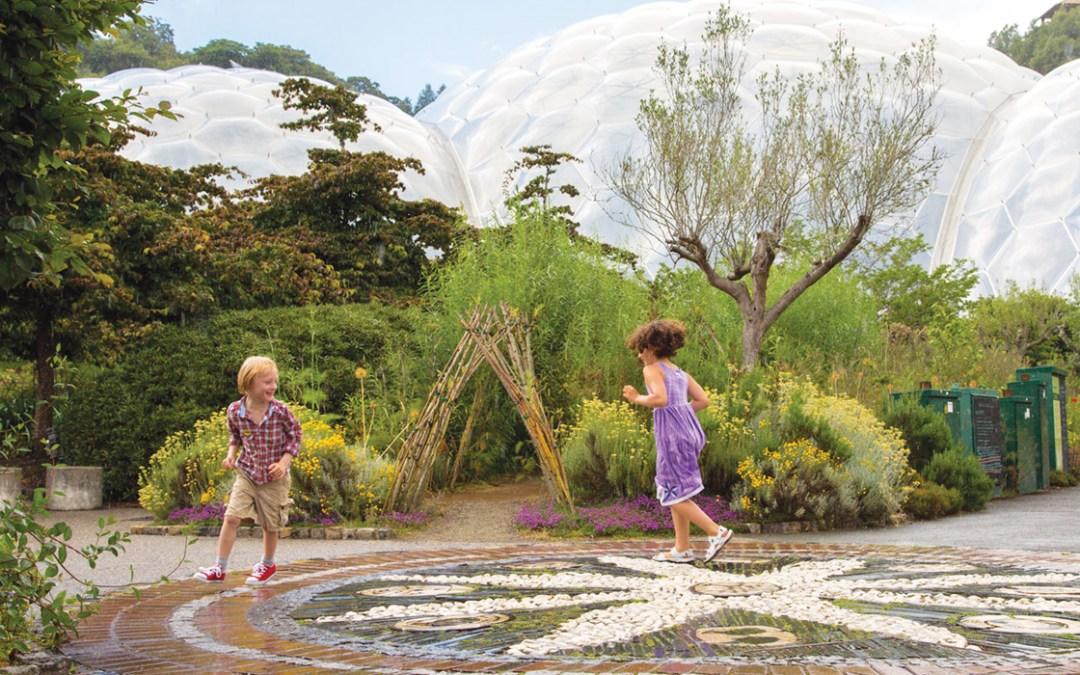 Destinazione biosfera con Eden Project