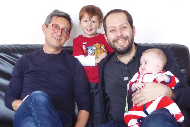 #lucaha2papà: cosa significa essere una Famiglia Arcobaleno?
