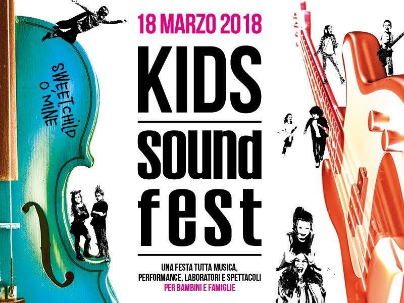 Kids Sound Fest: tutti a Milano alla festa più family rock!