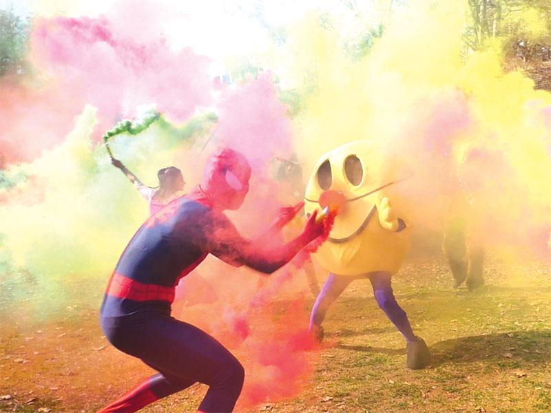 Disco nel Bosco Carnival Party