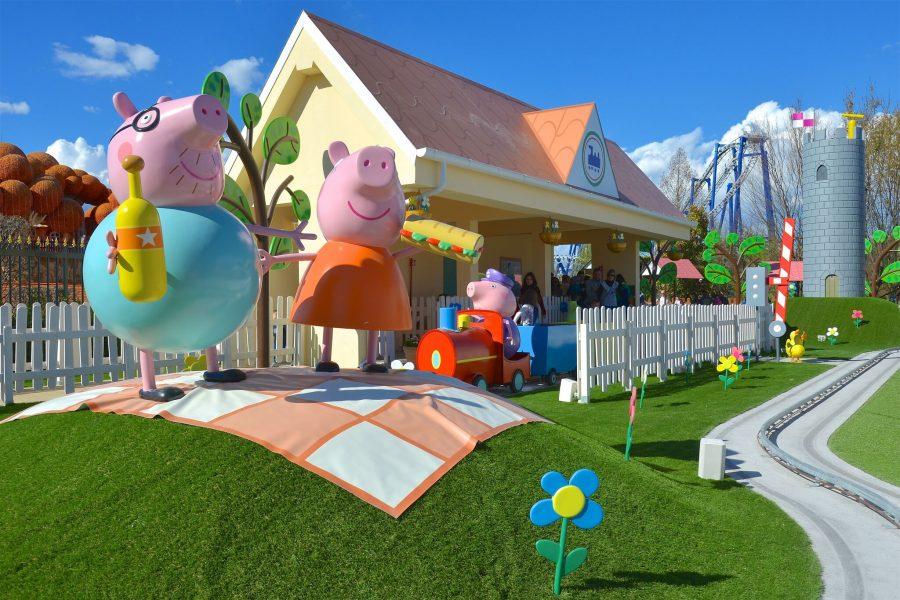 Arriva Peppa Pig per i bambini piccoli a Gardaland: le novità 2018