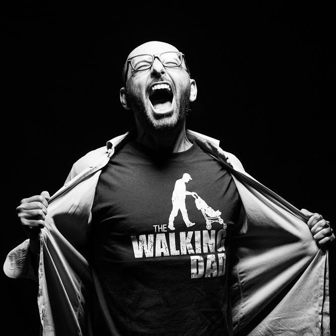Walking Dad: Dario Benedetto racconta la paternità dalla parte dei padri