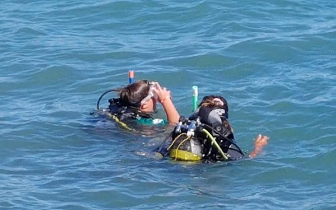 Piccoli sub crescono: immersioni e subacquea a misura di bambino
