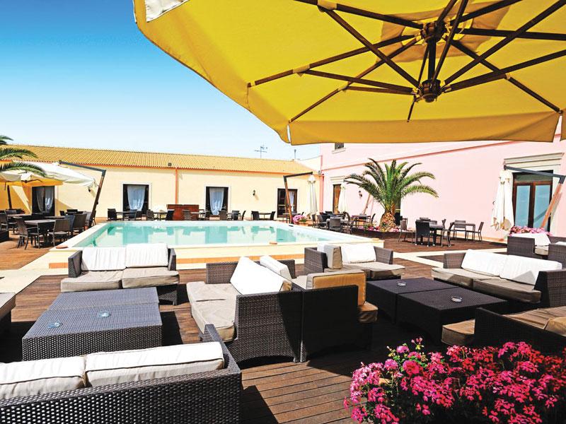 Sikania resort & spa Eden Village Premium – Marina di Butera (CL)