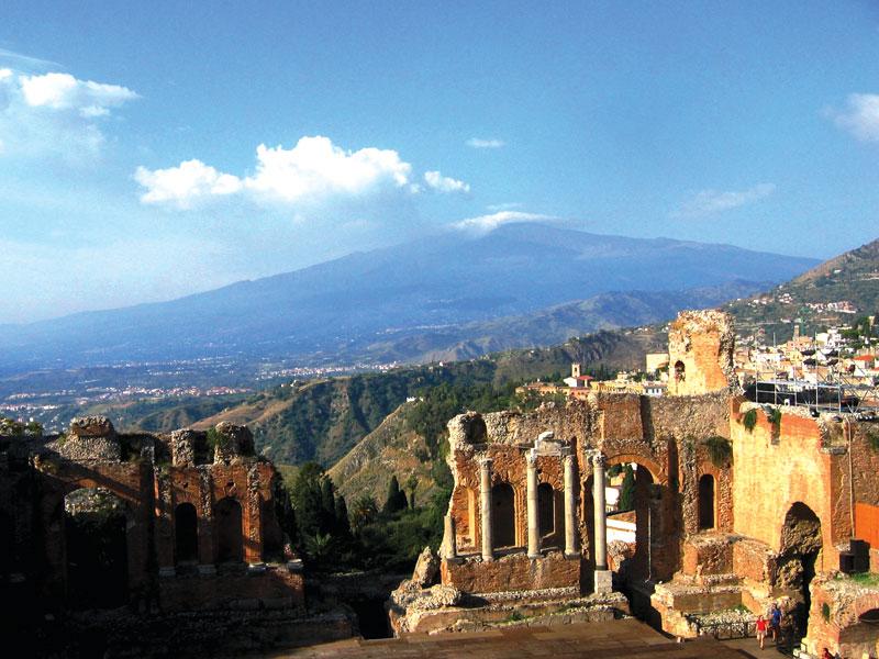 Una gita sul Monte Etna, con tutta la famiglia
