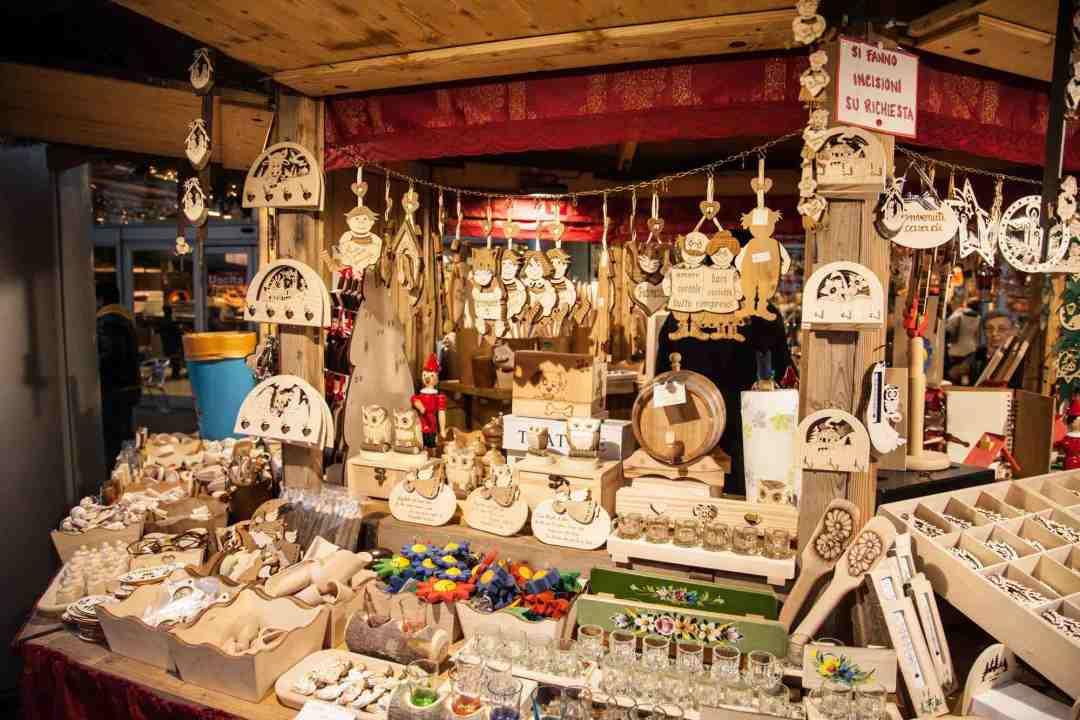 GG mercatini di natale piazza portello milano