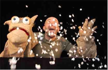 Spettacoli kids di dicembre al Teatro Bruno Munari