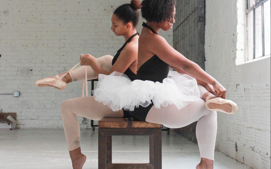 Voglio fare la ballerina di danza classica