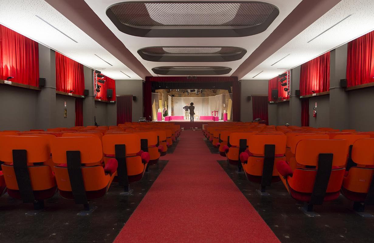 GG cinema teatro delfino milano
